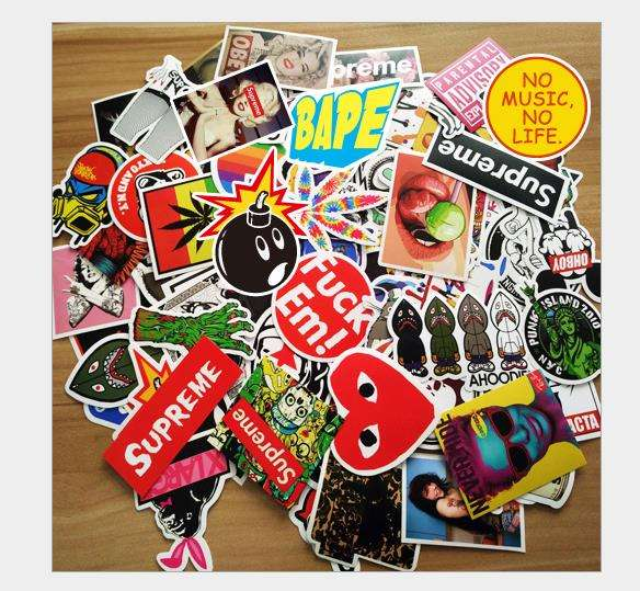 Oneway adhesive waterproof pvc plastic diecut stickers logo custom, custom stickers with logo