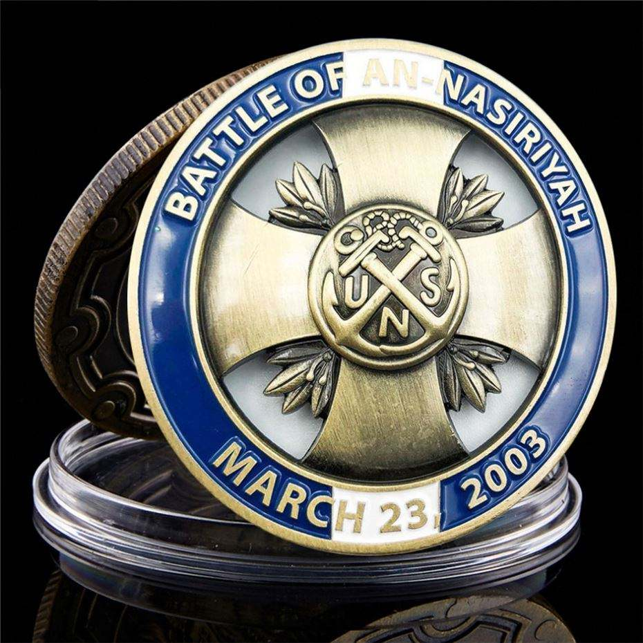 Rare Dragonfly Granulating Effect Cheap Challenge Coins