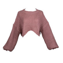 China Manufactory woman sweater knit cashmere autumn with fair price