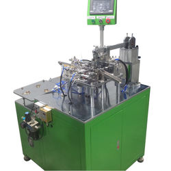 New energy automatic wire stripping machine Non-standard automatic riveting terminal machine