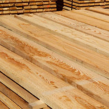 Larch Sawn Timber