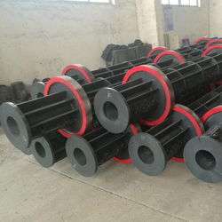 Prestressed Concrete Pole Steel Mold High Quality Concrete Pole Mold