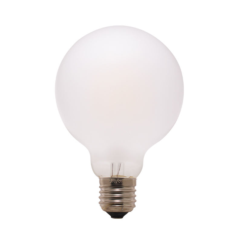 3.5W 5W 6.5W 10W G95 Bubble Bal Frosted Wit Edison E27 Led Lamp