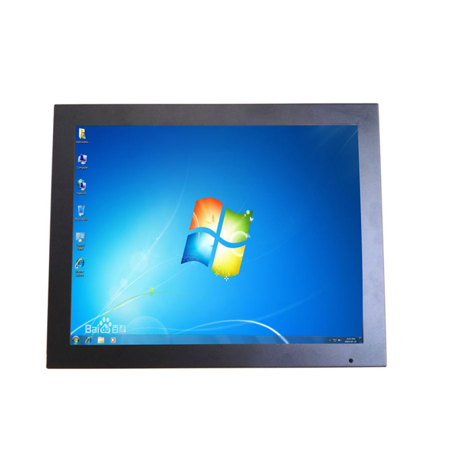 15 inch Industrial touch panel Open frame all in one touch PC