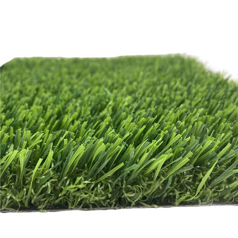 UNI Artificial grass for football/golf court/all sports turf no rubber no sand synthetic turf
