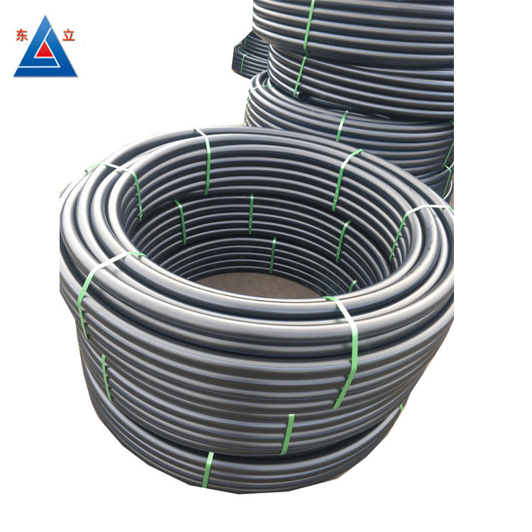100m 150m length circle pack pe water treatment pipe