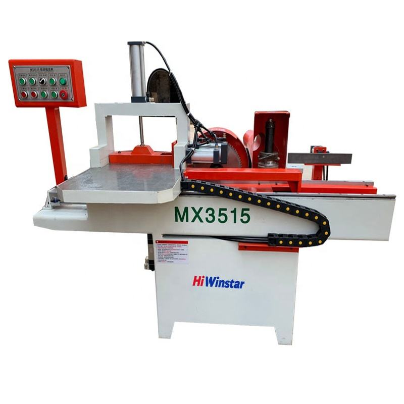 MX3515 woodworking machine hydraulic semi automatic wood finger joint machine