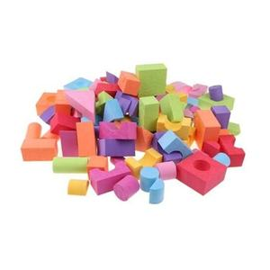 Soft Brick Construction Toys Creative Educational EVA Foam Building Blocks