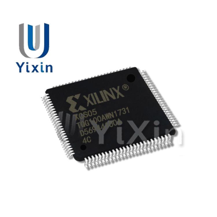IC Xilinx xc3142a-3pq100c FPGA