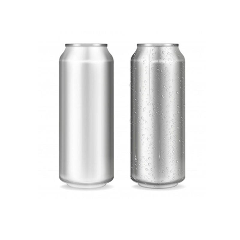 200mL 250mL 355mL 473mL 12 oz aluminium sleek cans beverage cans for soda coca food fruit manufacturer empty can