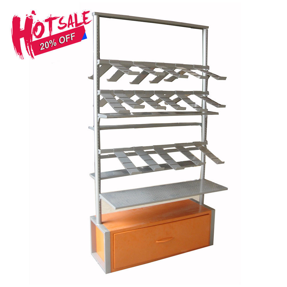Goedkope DVD Opbergrek Retail CD Display Stands