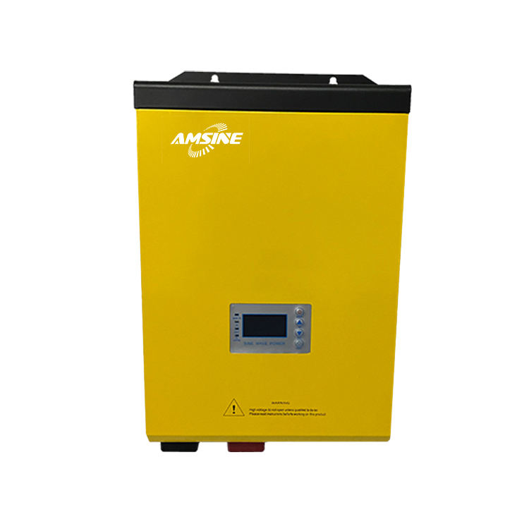 Best Mppt Controller Single Phase 1kw 2kw 3kw 4kw 5kw 6kw 7kw 8kw Off Grid 48v Inverter 2000 Watt
