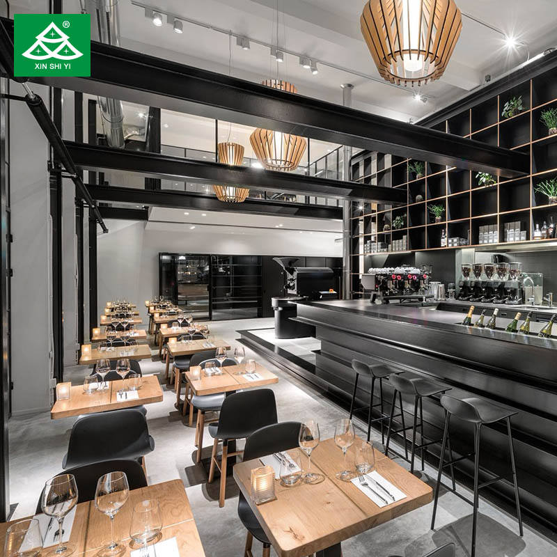 Luxury Restaurant Furniture Including Tables And Chairs Modern Design for sale