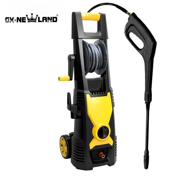 Electric Car Jet Washer Portable High Pressure Cleaner Machine,1.5Kw Portable Electric High Pressure Pumping Car Washer Car Wash