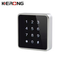 KERONG Electronic Code Digital App Proximity Magnetic Smart Cupboard Cabinet Locker Lock for Gym Locker with Card