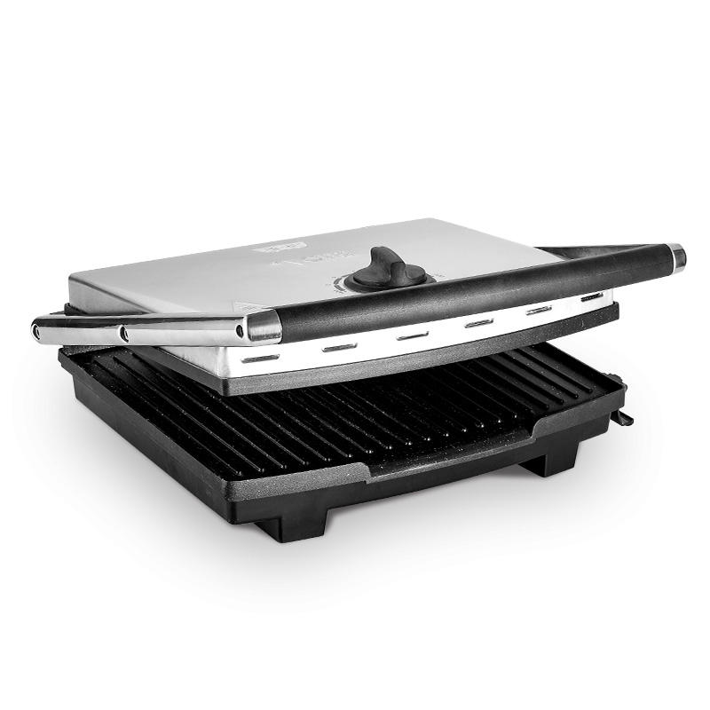 Customized Electric Automatic Panini Press / Indoor BBQ Grill