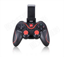 Cheapest Price X3 Bluetooth Android Gamepad Game Controller Phone PC Phone Tablet T3 Gamepad Wireless Controller