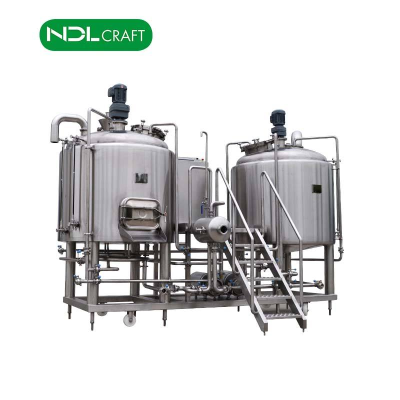 Steam jacketed kettle microbrewery equipment cost micro beer brewing equipment