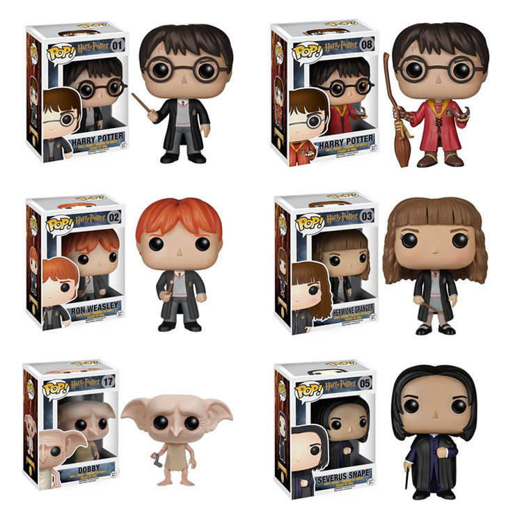 Funko POP classic Vinyl Dolls Harry Potter Action Figure toys