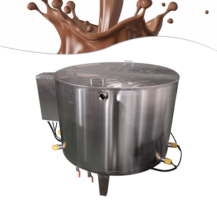 Industrial Electric Chocolate Cocoa Butter Melt Chocolate Fat Melting Machine
