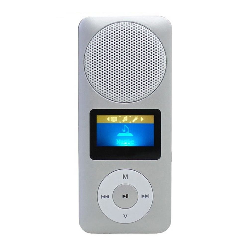 Mini Portable MP3 Player Music Download Indian Speaker MP3 With Voice Recording