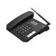 Telephone sim card gsm fixed wireless desktop phone portable