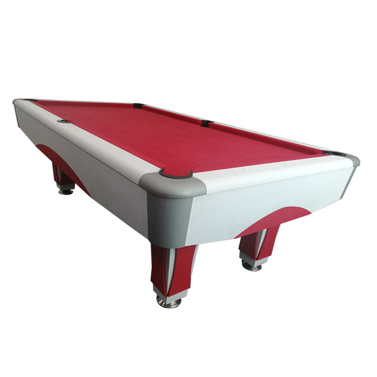 SZX Cheap new style russian billiard table 7ft 8ft 9ft with leg levelers for sale