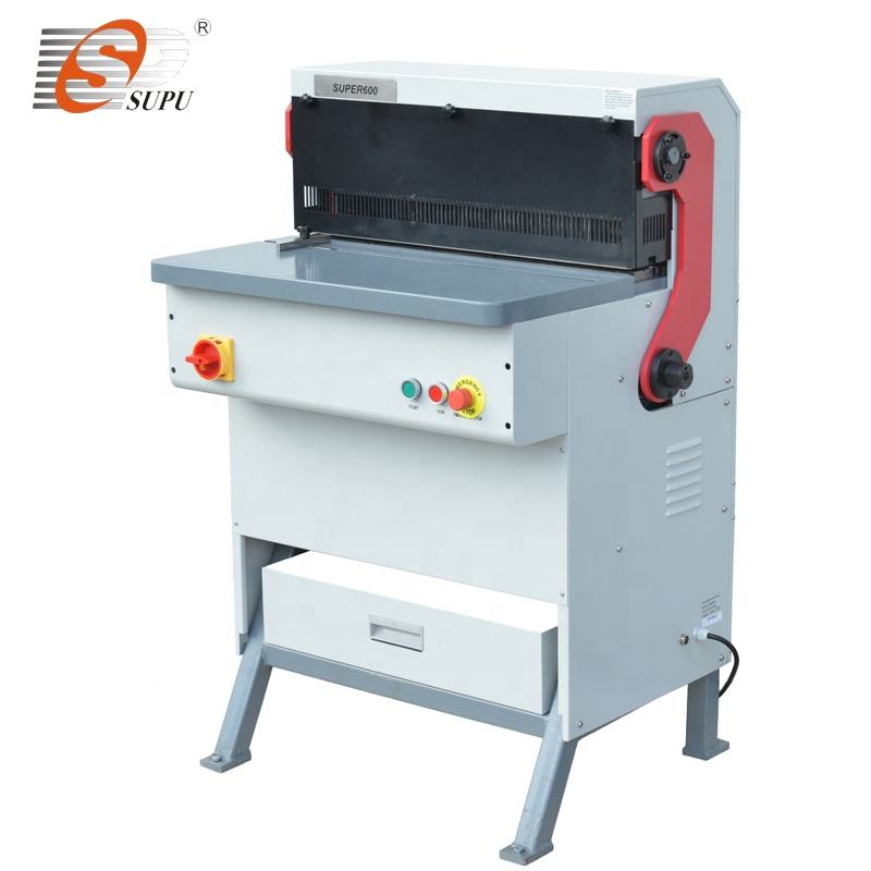 Semi- automatic heavy duty punching machine calendar punching machine
