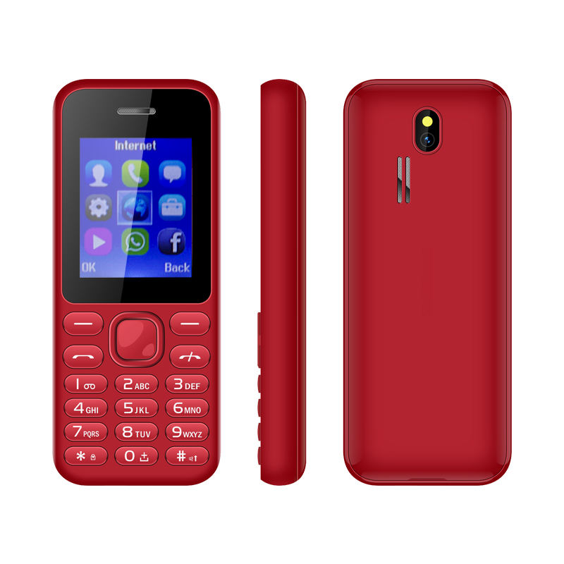 Low Price China 1.8 Inch Dual SIM Quad Band ECON N222 GSM Mobile Phone