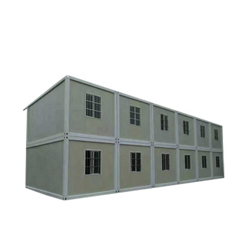 중국 굿 Supplier 20ft Container 집 조립식 In North America