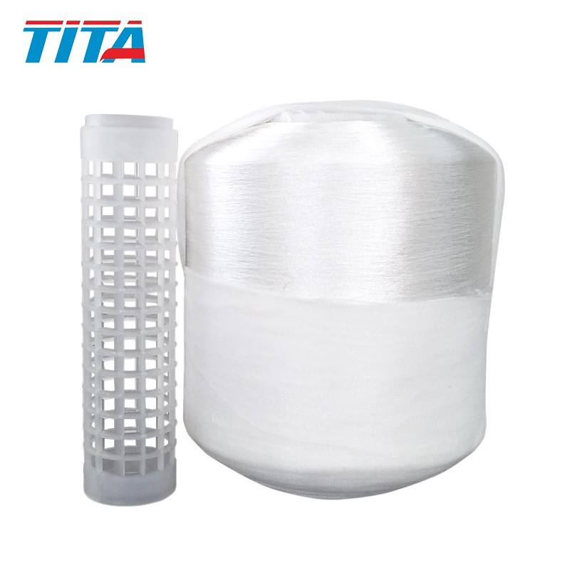 polyester embroidery thread dying tube FDY 108D/2 550S/500Z RW TBR Multi-purpose