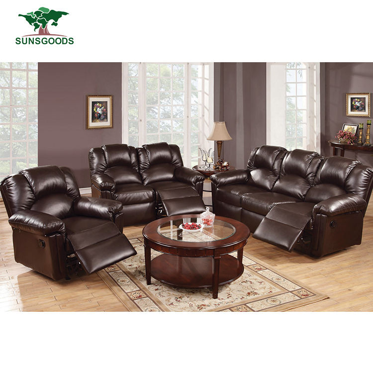 China Fabriek Cheers Meubels Fabrikant, Cheers Meubels Fauteuil Sofa, Proost Lederen Sofa Fauteuil