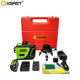 Fukuda 12 lines MW-93T lithium battery green laser level 360 Self-leveling Cross Line 3D Laser Level