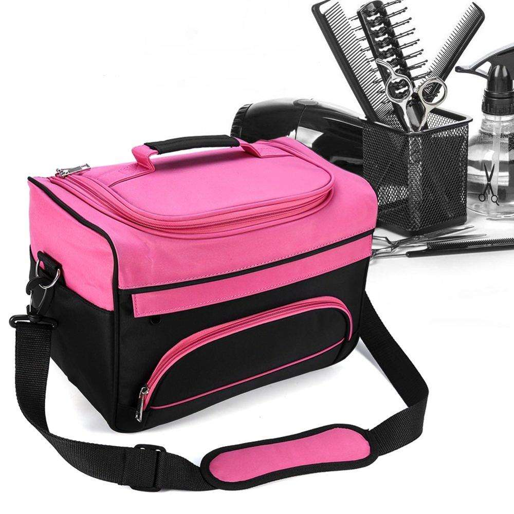 화장품 살롱 Hair Stylish Tool Bag 어깨, Muti-functional 이발사 Tool Bag Professional