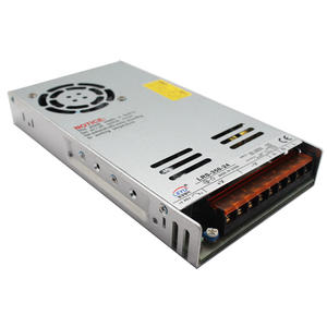 LRS-350-12 12V 350 W Single Output CCTV Power Supply