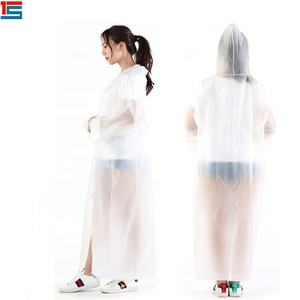 Longest any color outdoor travel sunproof beautiful raincoat