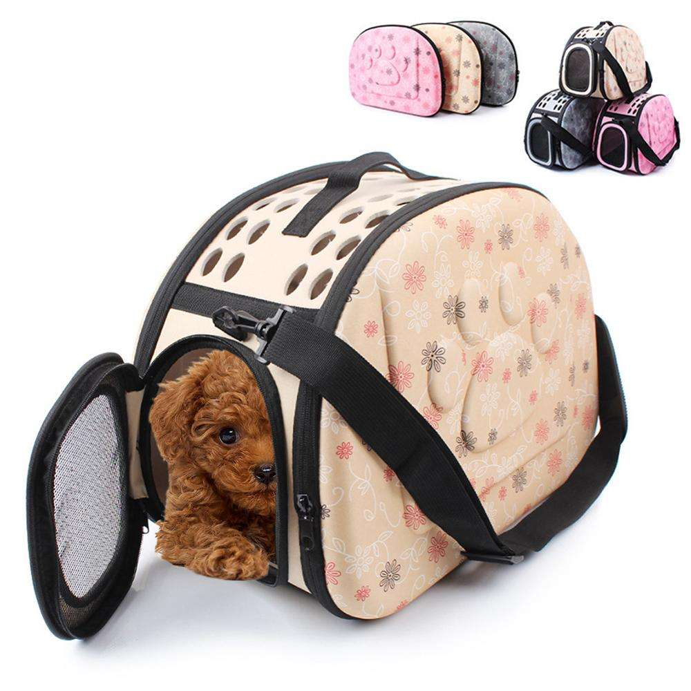 Portable Premium Dog Kennels Cages Air Backpack Pet Carrier