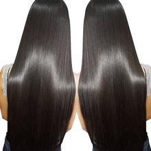 XBL hot selling 8A cuticle aligned raw virgin brazilian silky straight hair,virgin human hair from very young girls