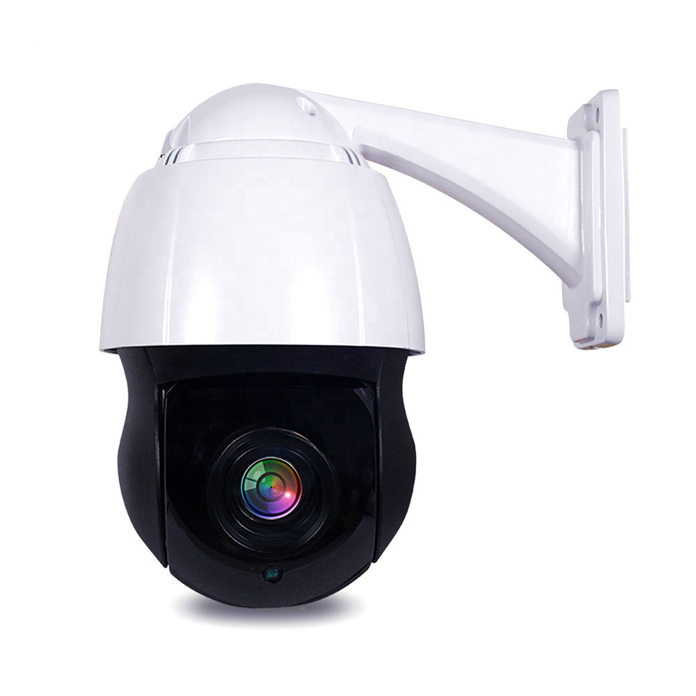 Outdoor PTZ 36x Zoom 5MP CCTV Wireless Security IR IP Camera WiFI Speed Dome Cameras