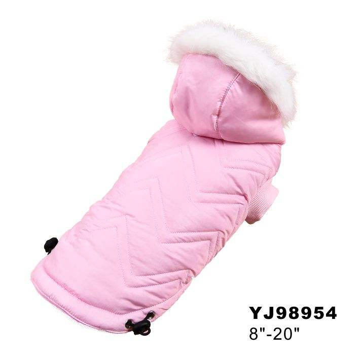 Petstar factory OEM competitive price lovely Pet Dog warm coat Apparel