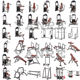 Functional Trainer Functional Trainer Wholesale New Design Exercise Machine Commercial Gym Fitness Equipment Functional Trainer