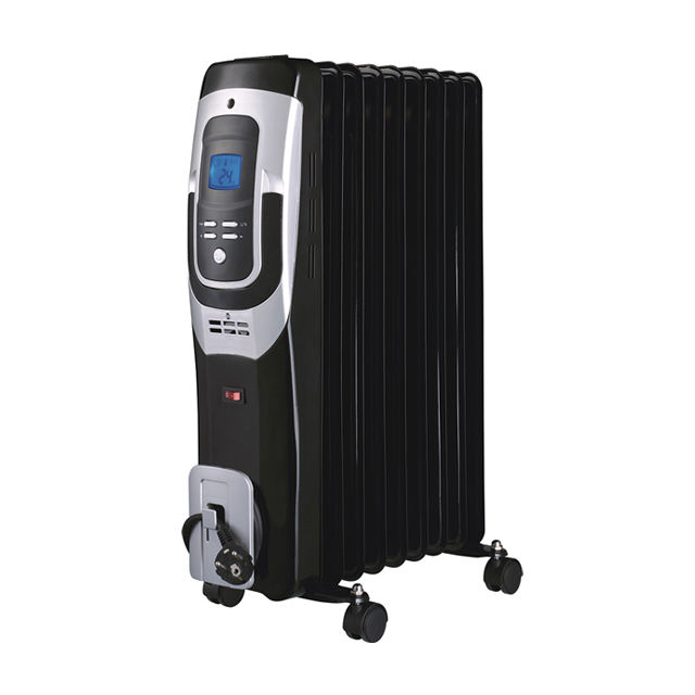 HOF-W hot sale powerful electric oil filled radiator