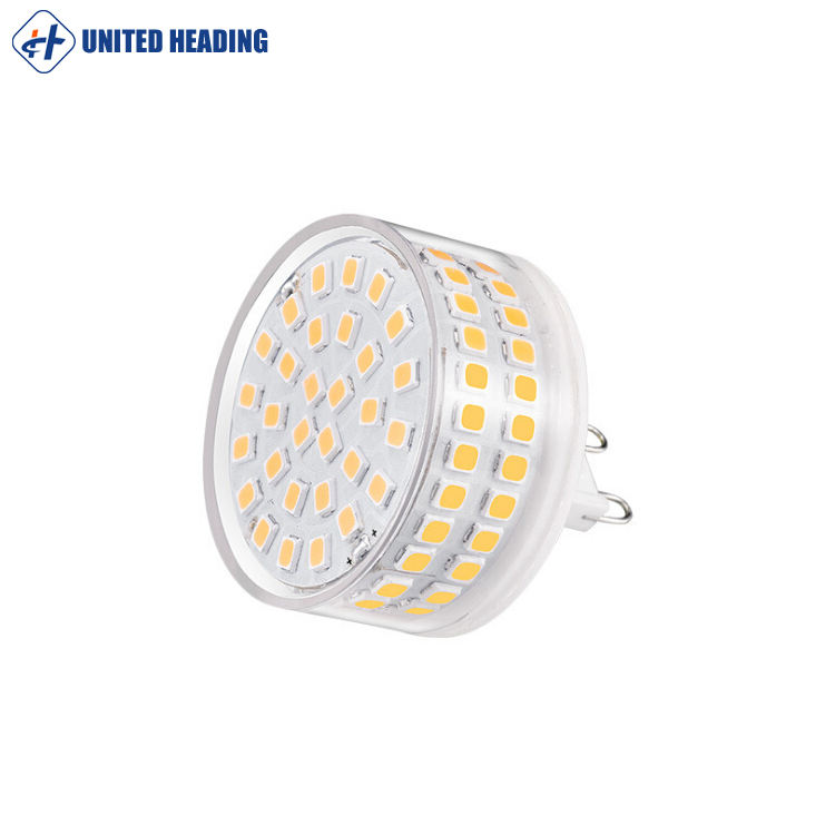 AC 110 V/220 v SMD chip High Power 5.5 W Geen Flikkering En Diep <span class=keywords><strong>Dimbare</strong></span> lamp g9 led
