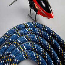free sample high quality braid nylon rope custom climbing rope for sale