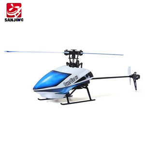 Hot WL elicottero 6CH 2.4G RC Heli Con RealFlight G7 Simulator Trasmettitore 3D brushless flybarless rc elicottero SJY-V977