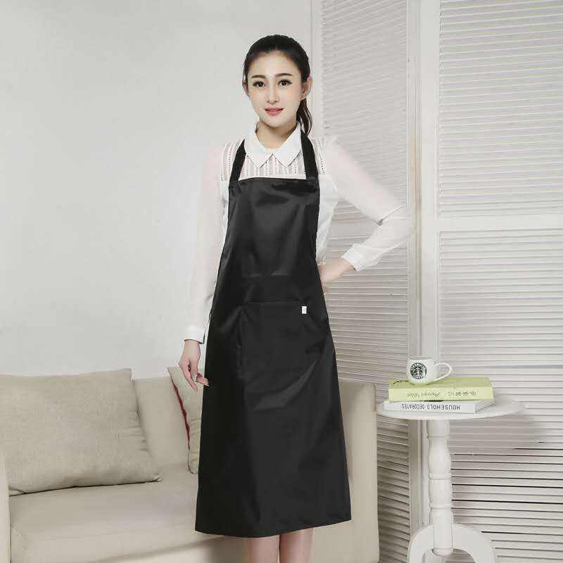 Cheap Wholesale Customized Promotion Reusable Adults Apron for Cooking Painting Coffee