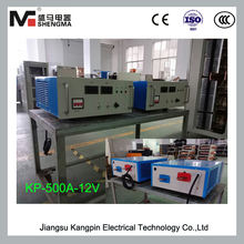 High frequency switch mode 500amp rectifier machine