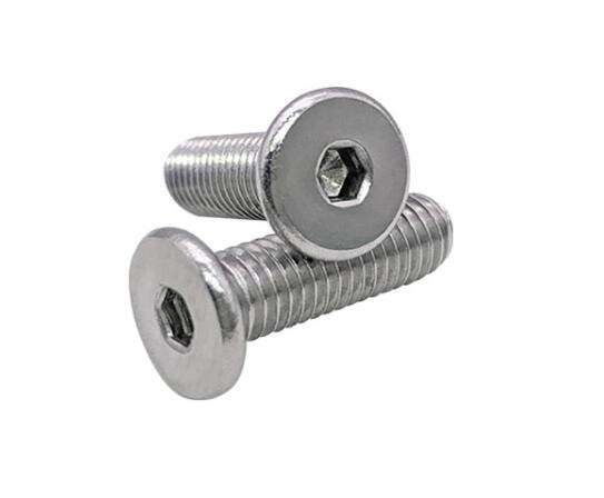 Manufacturers wholesale high quality stainless steel ultra low head socket cap screws