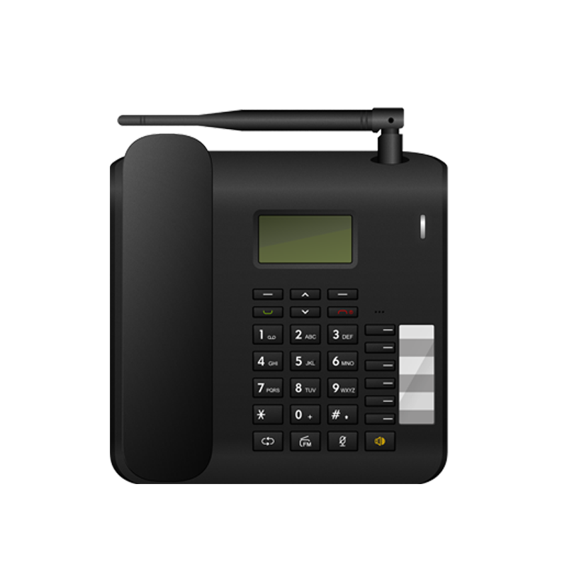 Telepon Tanpa Kabel CDMA Fixed Wireless Desktop Phone 450 MHz