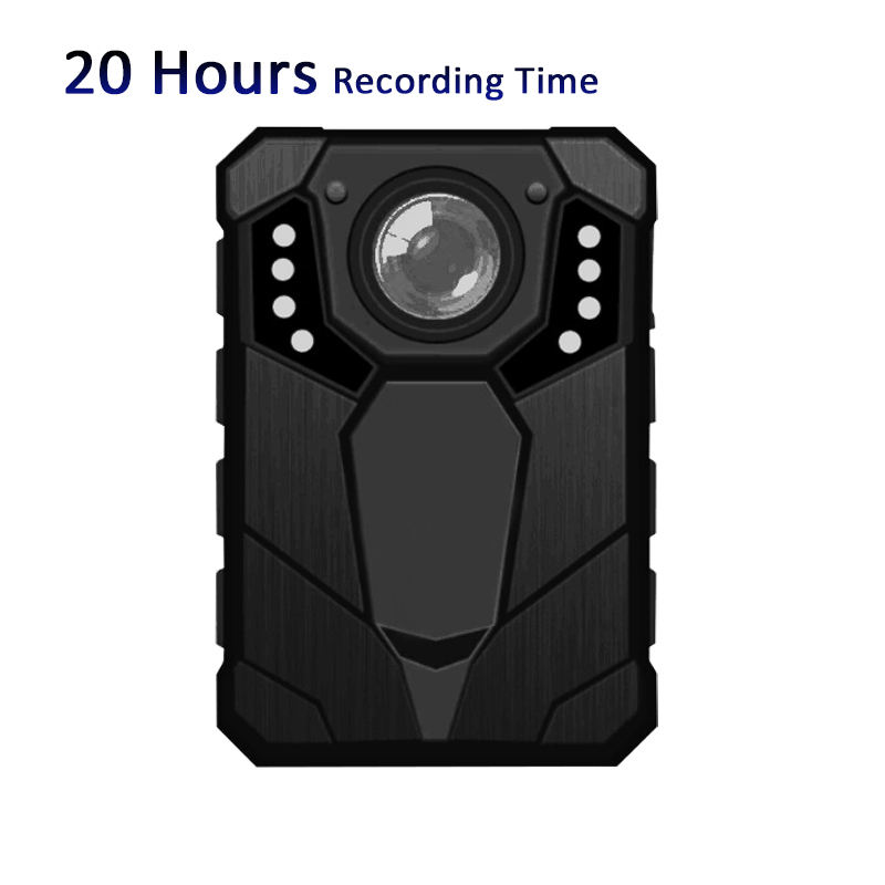 Dean 2020 Hot Selling Best Cost Effective Multilingual Free OEM 1080P Waterproof IP68 Body Worn Video Camera With Factory Price
